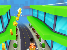 Bus And Subway Surfers
