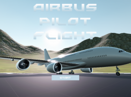 Airbus Flight Simulator